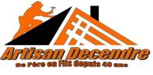 Artisan Decendre : couvreur, entreprise de couverture, toiture neuve, rénovation toiture,